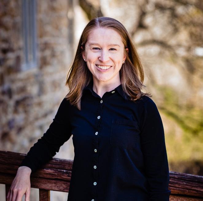 Lindsey Kroos technical leader