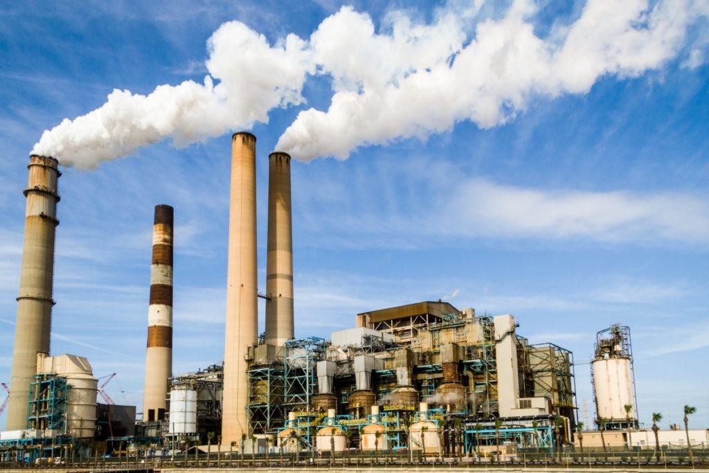 All4 Inc Air Quality Services smoke stacks